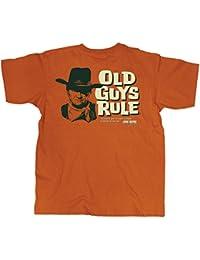 Mens John Wayne A Man's Got to Have T-Shirt
