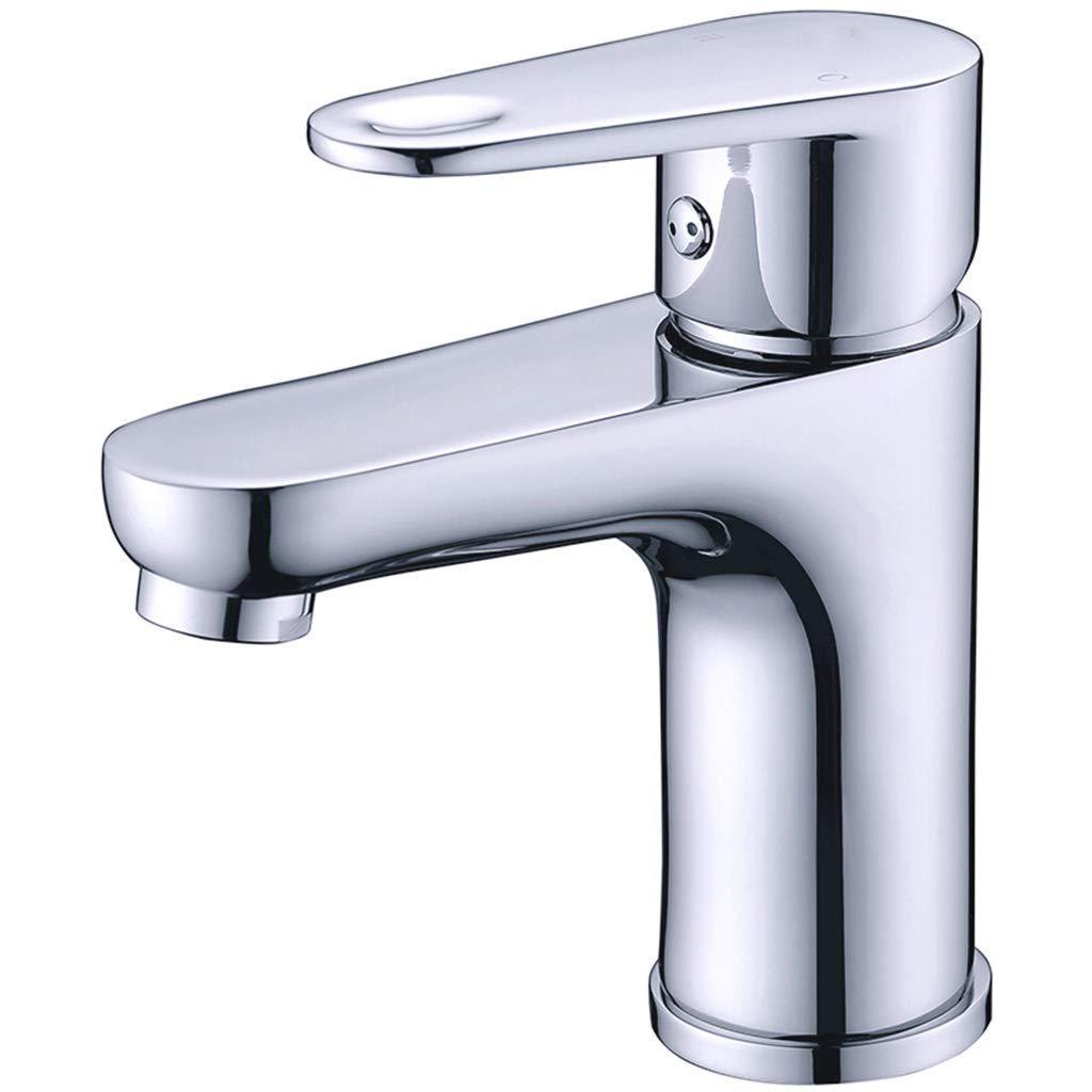 JBP Maß Wasserhahn Wasserhahn Warm-Und Kalt Waschbecken Alle Kupfer-Material Fünf-Schicht-Beschichtung Sauber Und Bequem-6