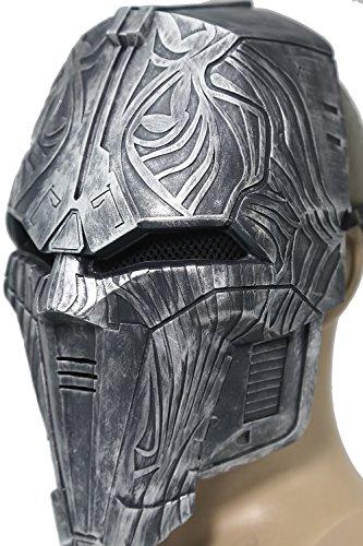 xcoser Sith Acolyte Mask Deluxe Resin Helmet Props Halloween Cosplay Costume...