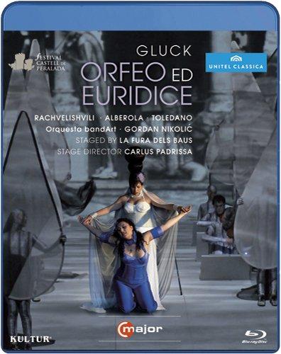 Auxiliadora Toledano - Orfeo Ed Euridice (Blu-ray)