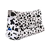 MS Pillow Triangular Bed Cushion Bedside PP Cotton Cushion Pillow Tatami Backrest Lumbar Pillow Protection Waist Sofa Back Washable Speckle Pattern Multiple