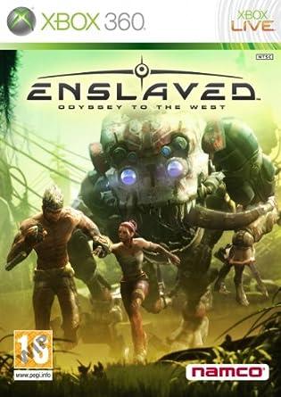 Namco Bandai Games Enslaved, Xbox 360 - Juego (Xbox 360 ...