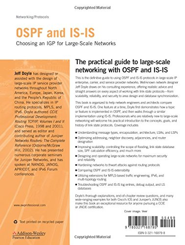 Ospf And Isis Jeff Doyle Pdf