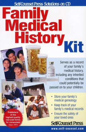 Family Medical History Kit