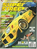Super Street Magazine April 2003 Mitsu's 271HP Lancer Evolution, Over 170 of the Hottest Rims & Rubber, Jun's 582HP WRX and More