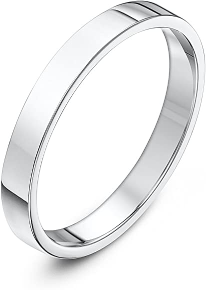 5mm Choose Your Width Sterling Silver Wedding Ring