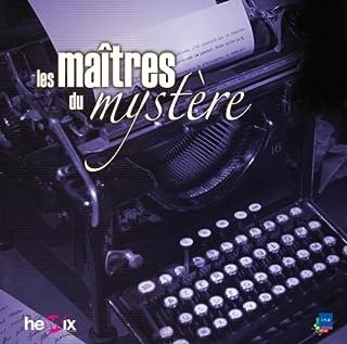 Les maîtres du mystère : [05] : la concierge n'est plus dans l'escalier...[etc.], Lamblin, Pierre