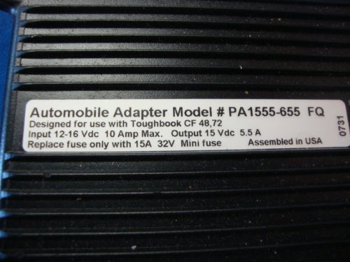 LIND - Automobile Adapter PA1555-655 G