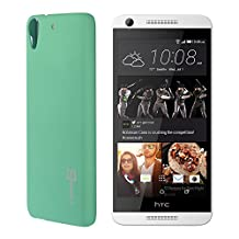 Desire 626 Case, CoverON® [Slender Fit Series] Slim Matte Hard Polycarbonate Back Cover Phone Case For HTC Desire 626 / 626s - Mint Teal