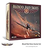 Blood Red Skies Battle of Britain 1:200 WWII Mass Air Combat Starter Set War Game