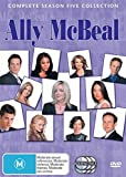 Ally McBeal Season 5 | 6 Discs | NON-USA Format | PAL | Region 4 Import - Australia