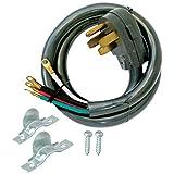 EZ-FLO 61245 4-Prong Electric Range Cord - 50 Amp