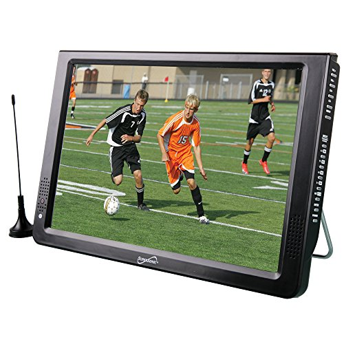Battery Tv Portable Televisions - 5
