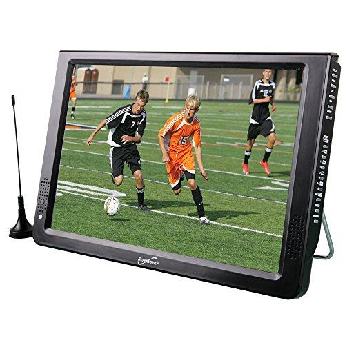 Battery Portable Tv - 8