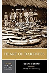 Heart of Darkness (Fifth Edition) (Norton Critical Editions) Paperback