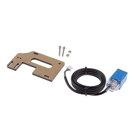 Sharplace Sensor con Placa de Montaje de Impresora 3D Accesorio Ordenador Portátil Cámara Fotografía