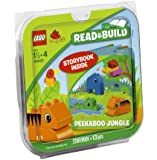 LEGO DUPLO Read and Build, Peekaboo Jungle 10560