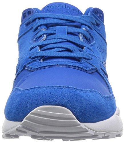 Reebok Ventilator Smb, Zapatillas de Running para Hombre Azul / Blanco (Blue Sport / White)