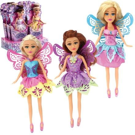 Schylling PP - Fairy Doll Assorted