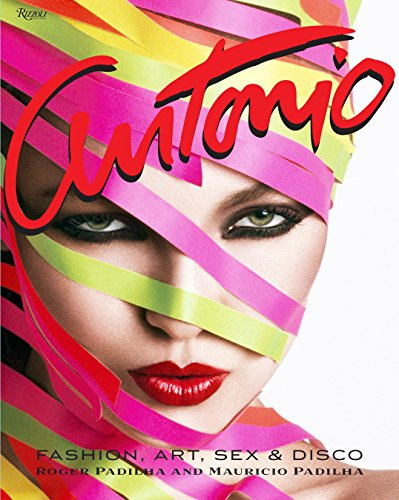 Books : Antonio Lopez: Fashion, Art, Sex, and Disco