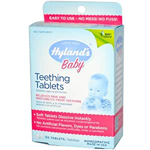Humphreys Teething Pellets #3 Original 135 Pellets