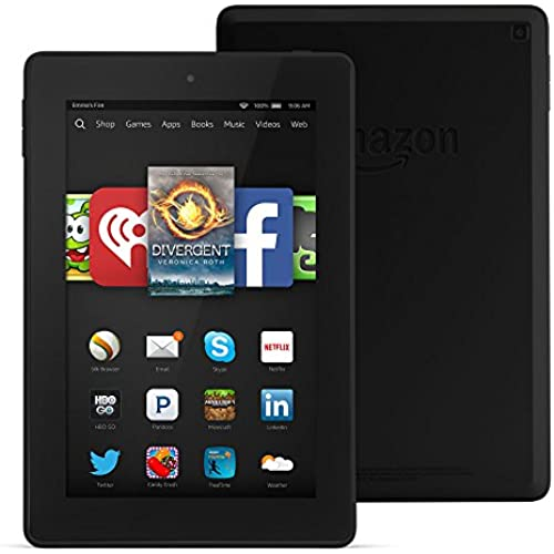 Fire HD 7 Tablet, 7 HD Display, Wi-Fi, 8 GB - Includes Special Offers, Black Coupons