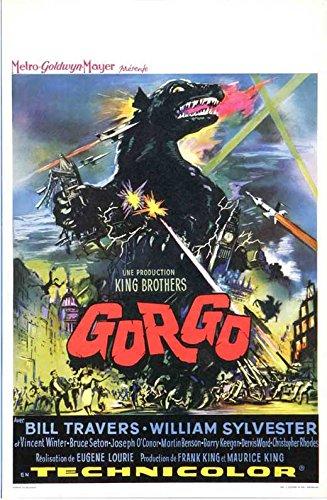 "Gorgo Poster 27/""x40/"""