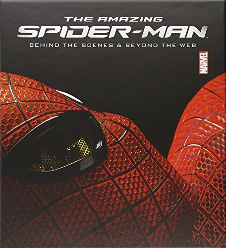 The Amazing Spider-Man: The Art of the Movie Slipcase by Marvel Comics (2014-03-11)
