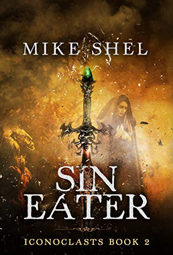 Sin Eater Iconoclasts Book 2 ebook product image