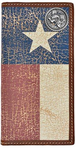 Texas De Bandera Largo Con Solitaria Graves En La Texas Dificultades Fishin Cartera De Estrella La Costumbre wO70qSF