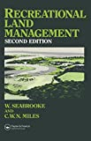 Recreational Land Management, W. Seabrooke and Miles C W N, 0419135006