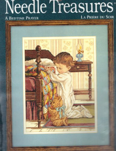 Bedtime Prayer - Counted Cross Stitch Kit - Needle Treasures #04651 ()
