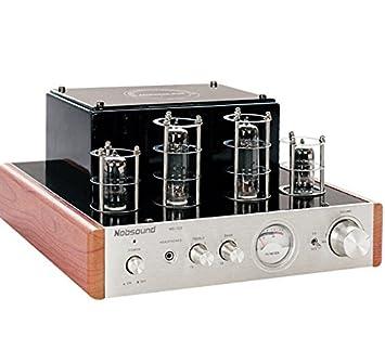 PANMARI Nobsound MS-10D amplificador de válvulas de audio de potencia de alta fidelidad estéreo