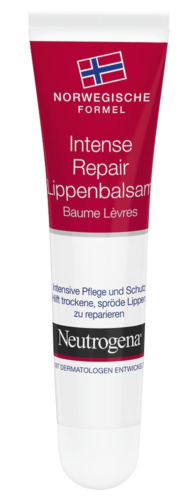Neutrogena Norwegische Formel Intense Repair Lippenbalsam – 3er Pack 2042721
