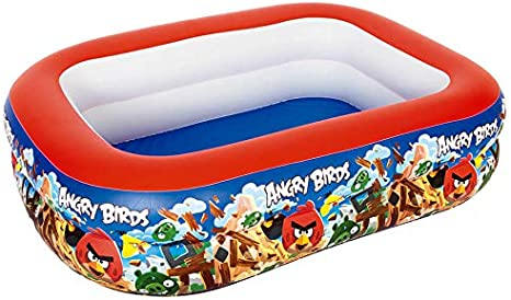 Bestway Inflatables 6942138912753 Piscina 201 X 150X 51 Cm Angry ...