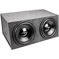 Skar Audio Dual 12 1000 Watt Subwoofer Package - Includes 12-Inch Dual 2 Ohm Subwoofers in Sealed Box