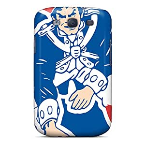 Defender Case For Galaxy S3, New England Patriots Pattern