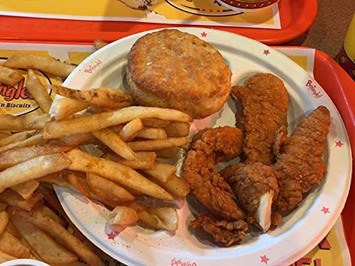 (Why Bojangles' Is So Popular In The American South )