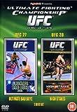 UFC 27 And 28 [DVD]