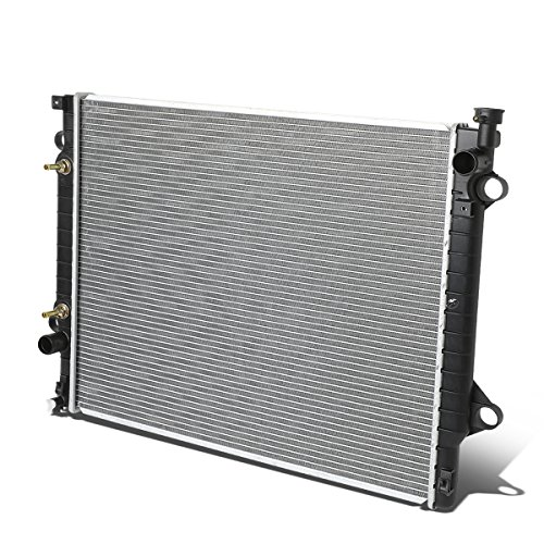 For Tacoma 2nd Gen 1-3/8 inches Inlet OE Style Aluminum Direct Replacement Racing Radiator