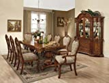 Dining Room Table Collection 10 Piece Set With Hutch Buffet