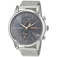 Hugo Boss JET Mesh 1513440 Mens Chronograph Design Highlight