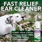 Vet's Best Dog Ear Cleaner Kit | Multi-Symptom