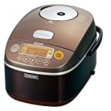 ZOJIRUSHI pressure IH rice cooker NP-BB18-TA(Japan Import)