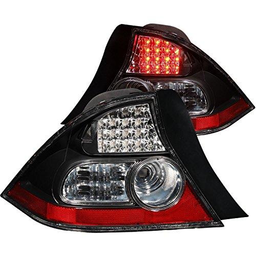 03 honda accord 2dr taillights - 2