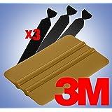 3M Professional Vinyl Wrap Tool Kit - Gold & Felts x3