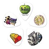 Planet Waves Beatles Guitar Picks, Albums, 10 pack, Medium