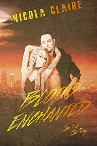 book cover of Blood Enchanted