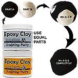 2 Part Sculpting Epoxy Clay 1 lb Kit