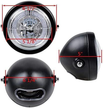 Cafe racer headlight _image0